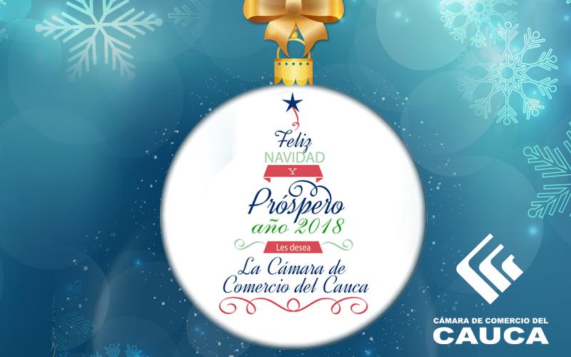 Feliz Navidad Y Próspero Año 2018 Cámara De Comercio Del
