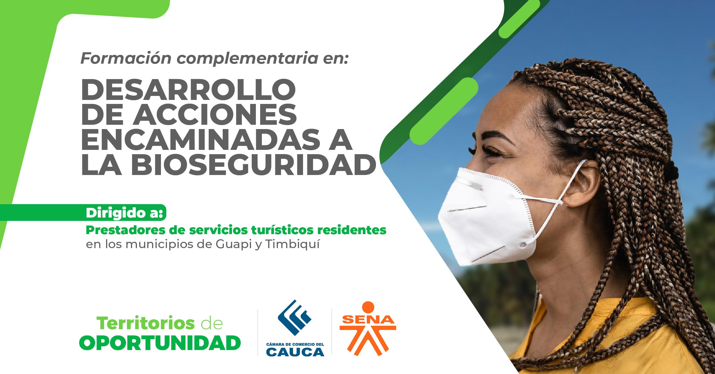 PROPUESTA PARA EL FORTALECIMIENTO DEL TURISMO COMUNITARIO DE LA COSTA CAUCANA: DESARROLLO DE ACCIONES ENCAMINADAS A LA BIOSEGURIDAD