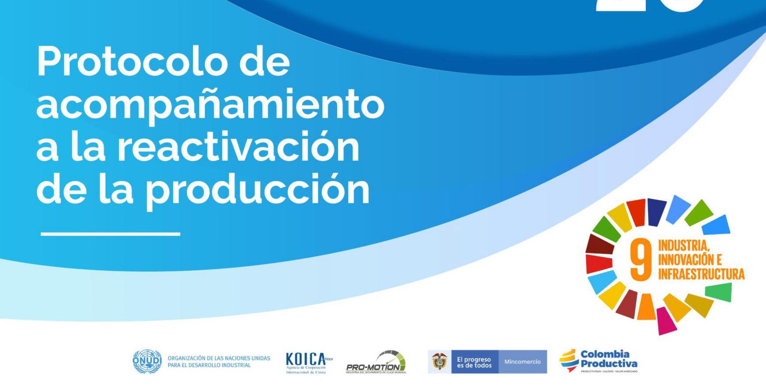 Protocolo de acompañamiento a la reactivación de la producción Industria Nacional