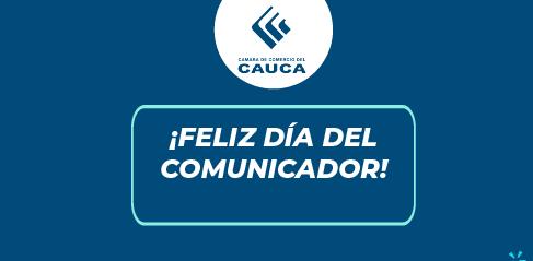 Feliz día del Comunicador