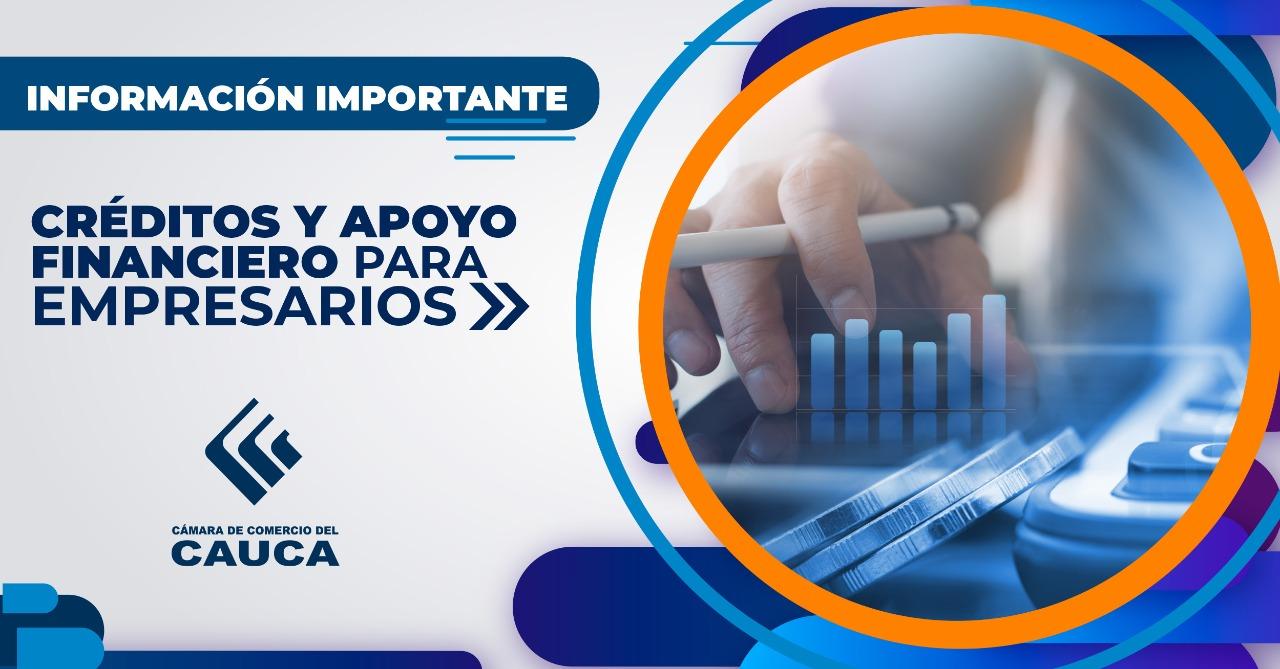 Créditos y Apoyo Financiero para Empresarios