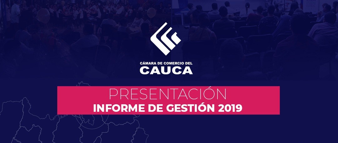 Presentación Informe de Gestión año 2019