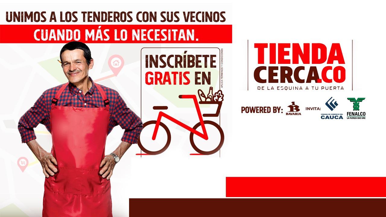 Tienda Cerca - Unimos a los tenderos con sus vecinos cuando más lo necesitan