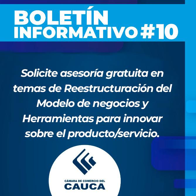 Boletín Informativo N°10